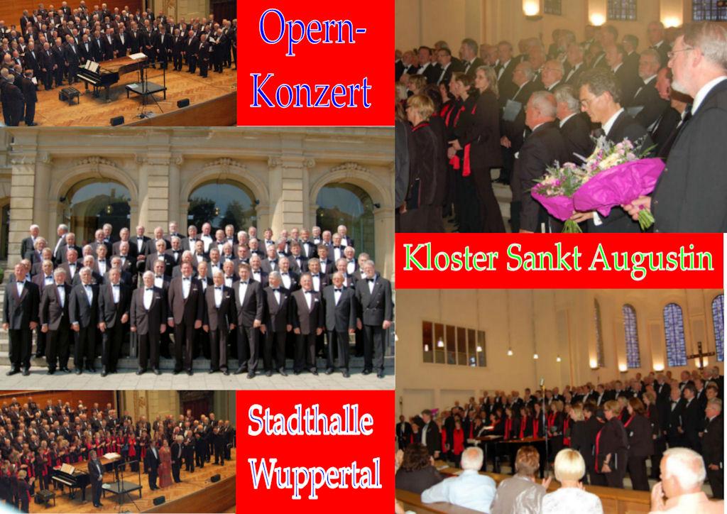 2008 06 MGV Opernkonzerte Wuppertal-St.Augustin (Montage)