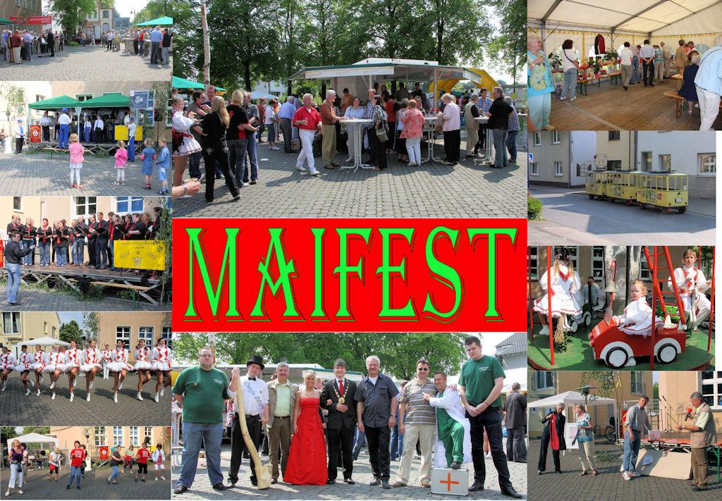 2009.05.01 MGV Maifest (Montage)