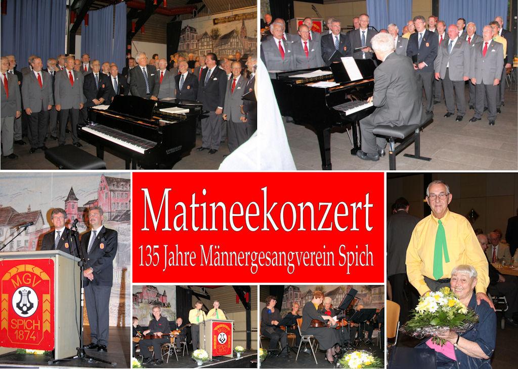 2009.06.21 MGV Matineekonzert (Montage)