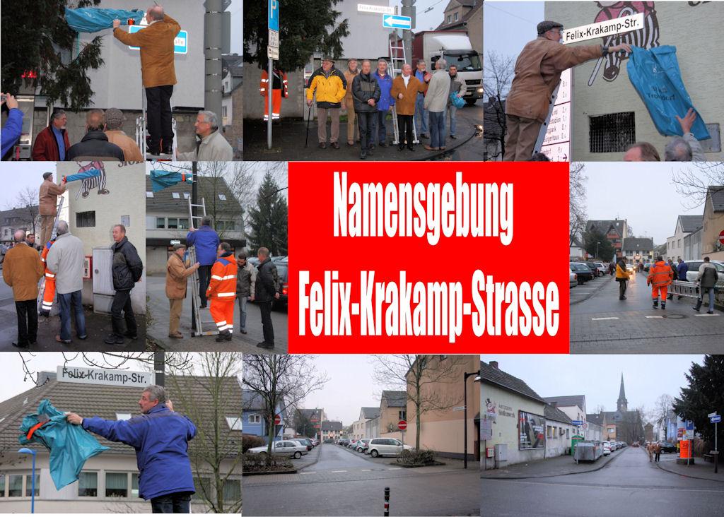 2010.01.19 MGV Namensgebung Felix-Krakamp-strasse (Montage)