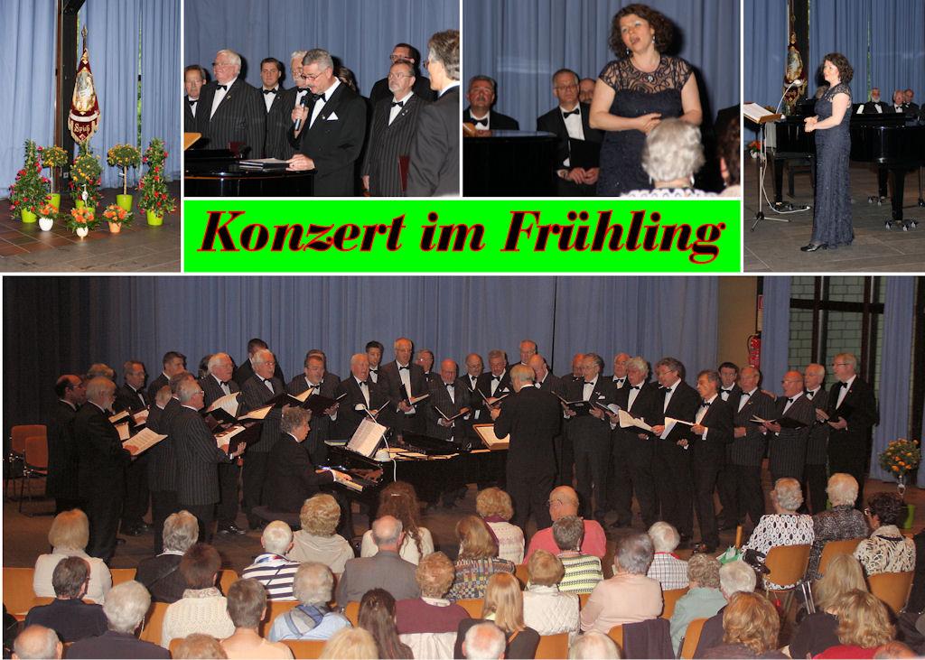 2013.05.26 MGV Konzert im Frühling (Montage)