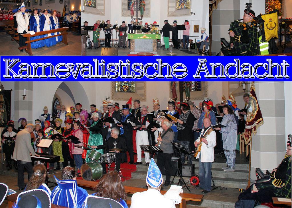 2014.02.16 karnevalistische Andacht (Montage)