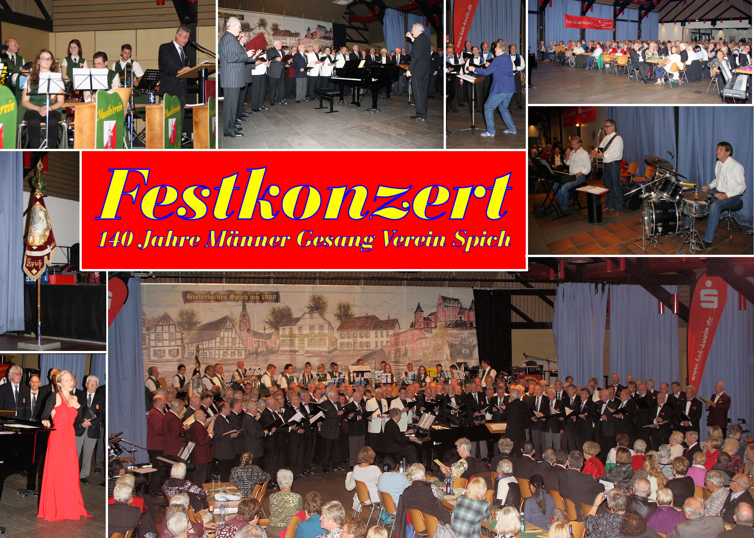 2014.10.25 MGV Festkonzert (Montage)